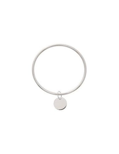 Montre BETTY BOOP blanche boîtier fond et boucle acier bracelet silicone violet