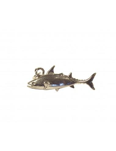 bijoux de la mer thon en argent