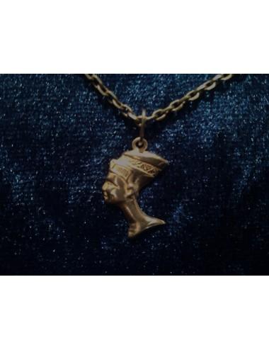 pendentif petite tête de Néfertiti