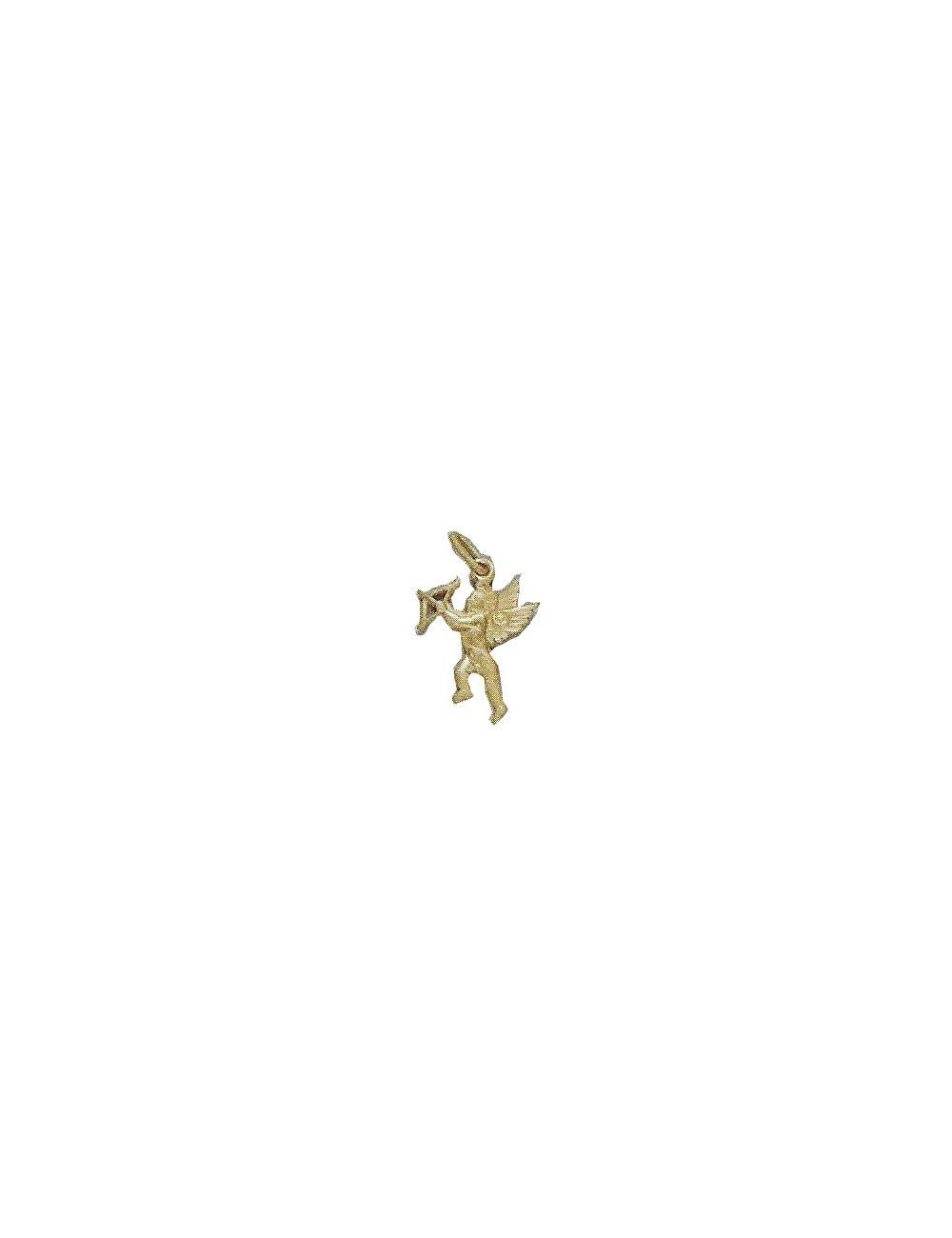 pendentif Cupidon en or