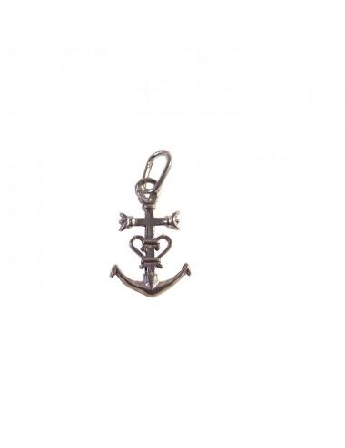 pendentif croix camarguaise